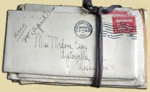 Medora's Letters