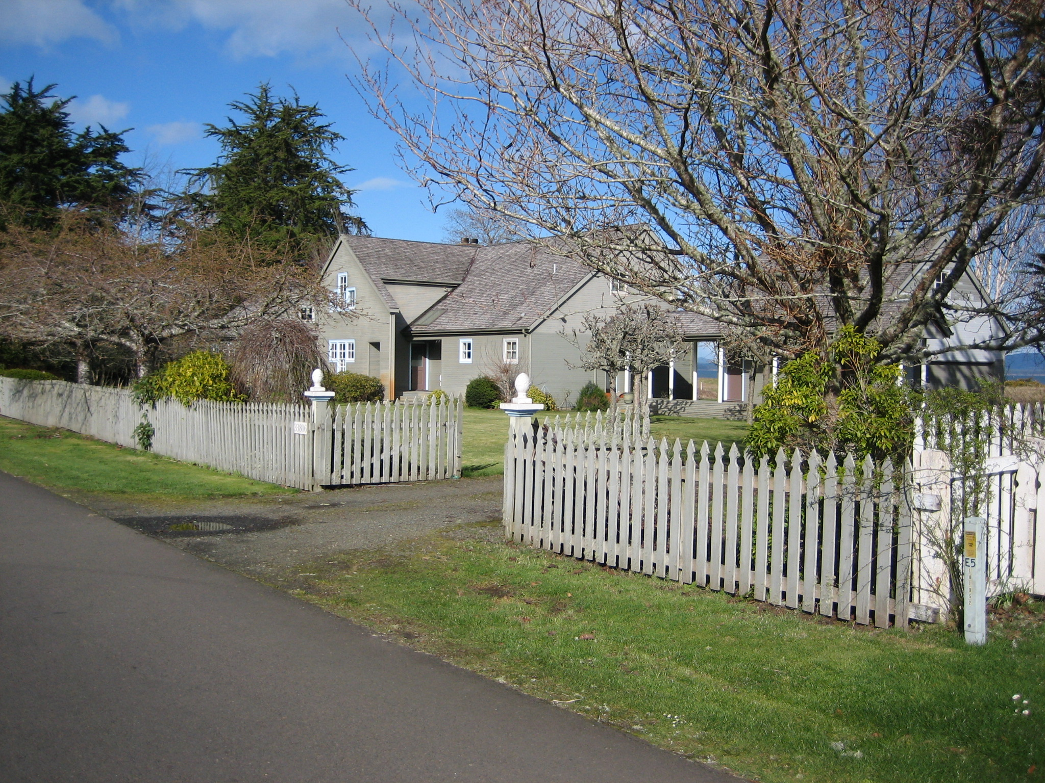John Hampson House 2006