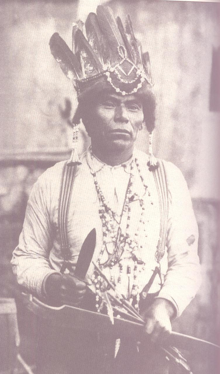 Chief George Charley