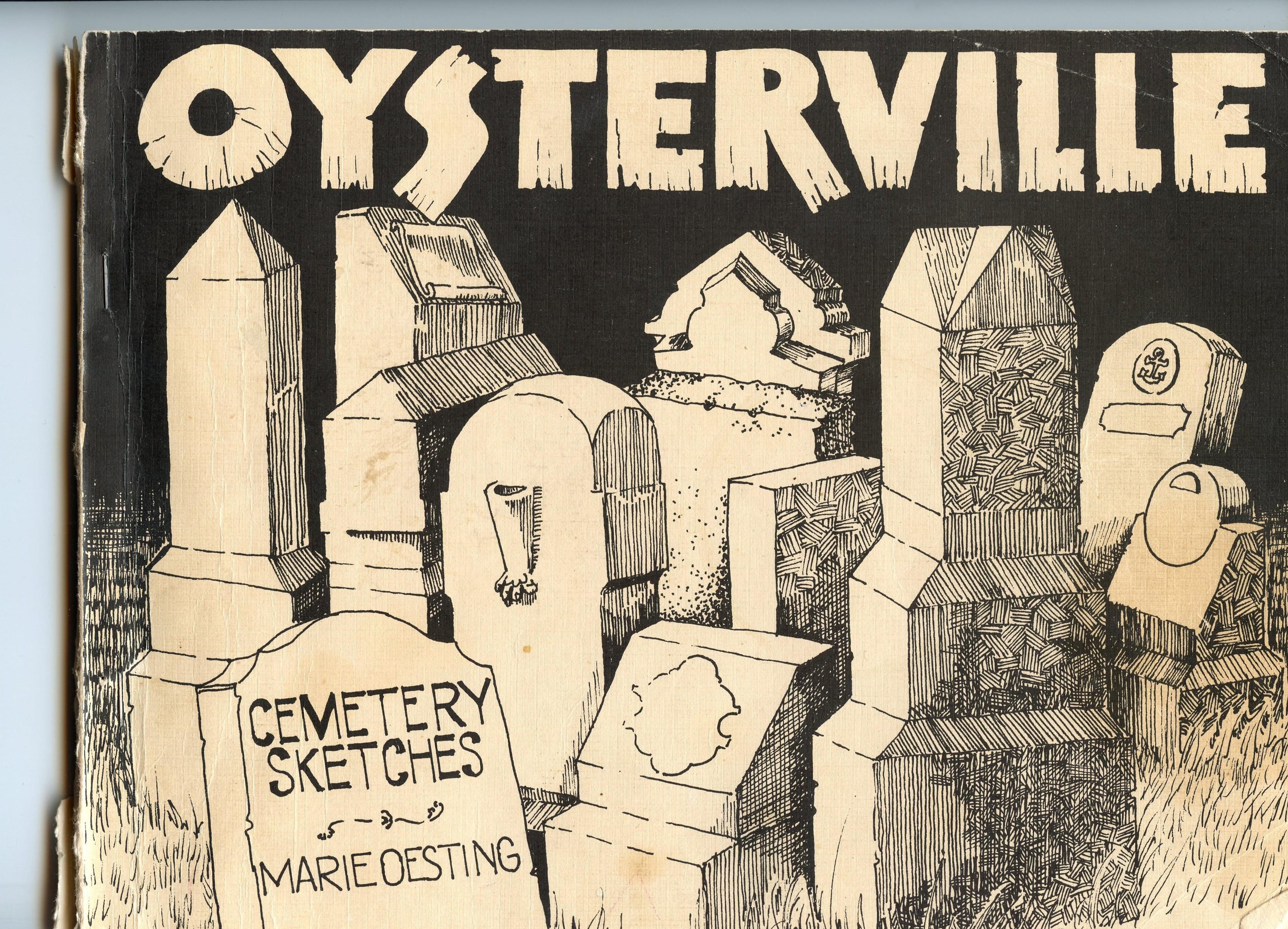 Oysterville Cemetry Sketches