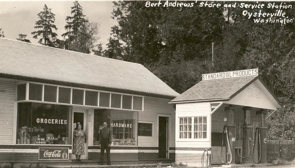 Bert Andrews Store