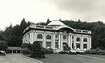 Pacific County Courthouse circa 1940