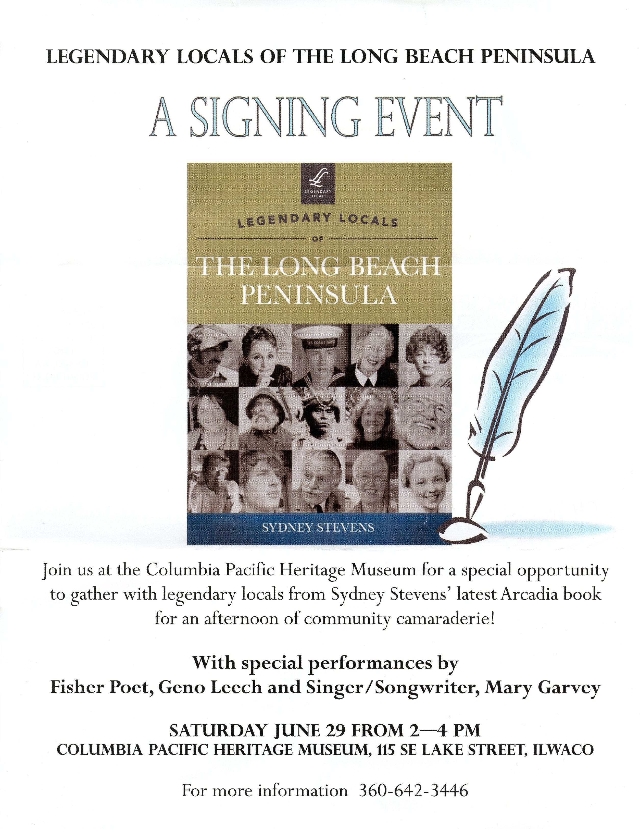 A Signing Event