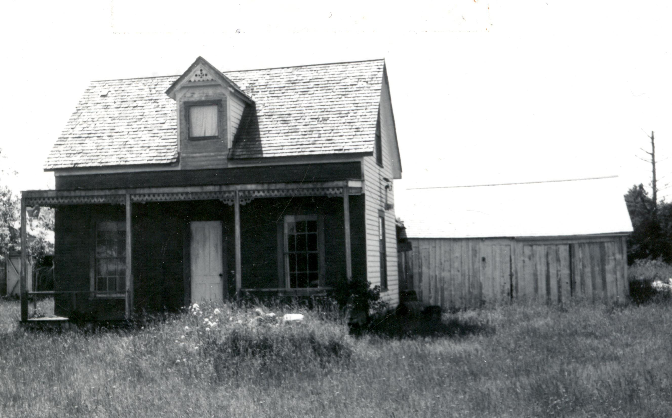 Captain Stream House 1963