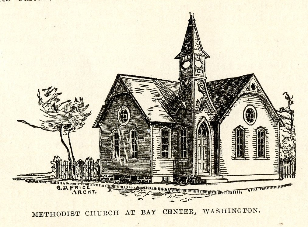 Bay Center Methodist Church