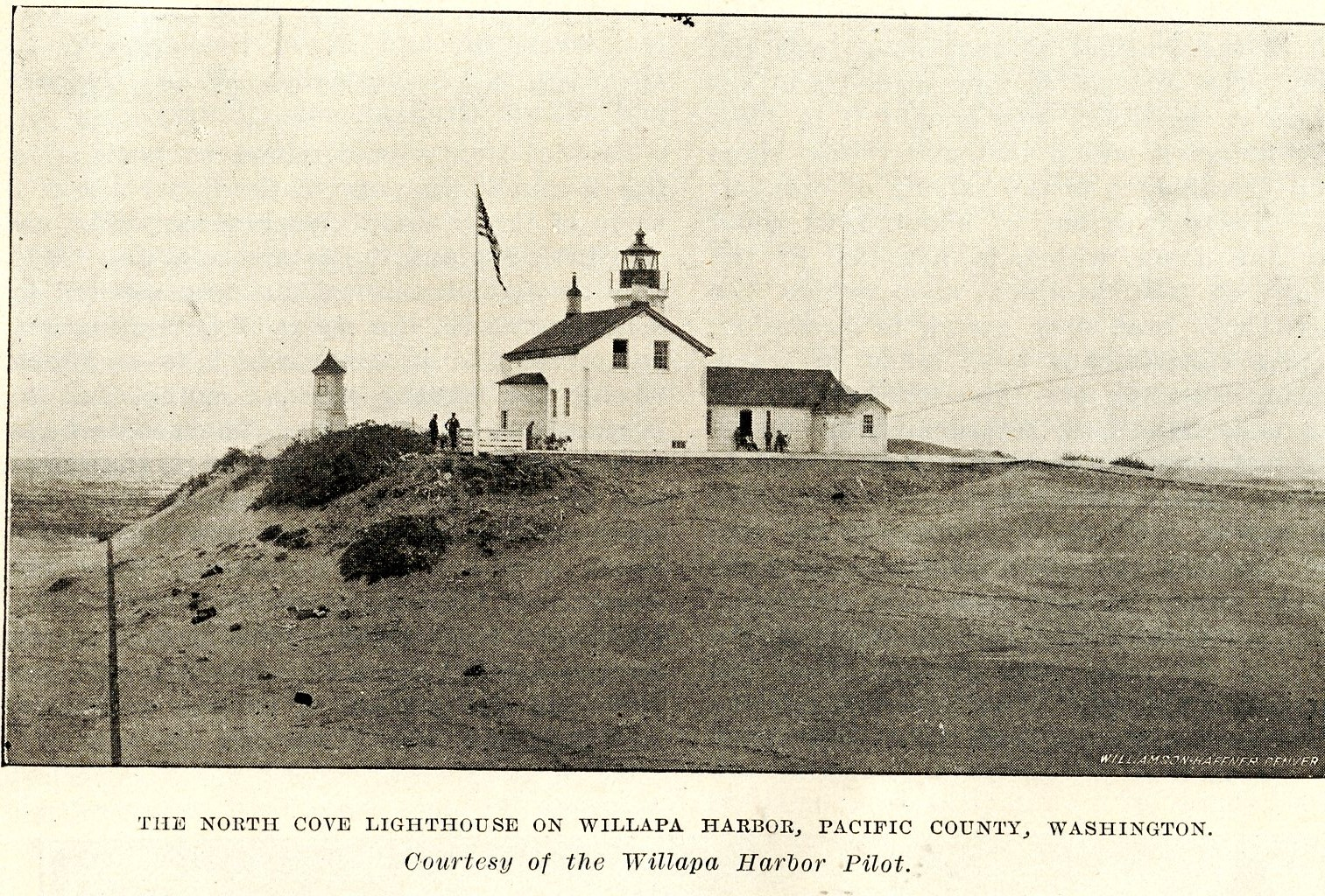 Lighthouse at North Cove