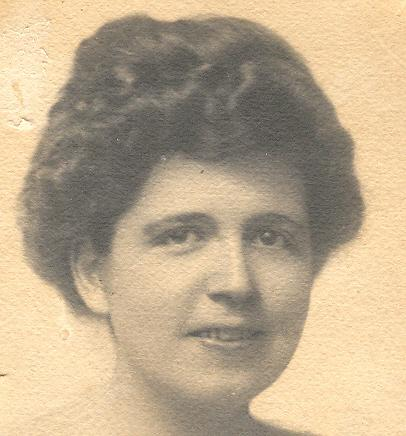 Copy of Helen Richardson Espy circa 1908