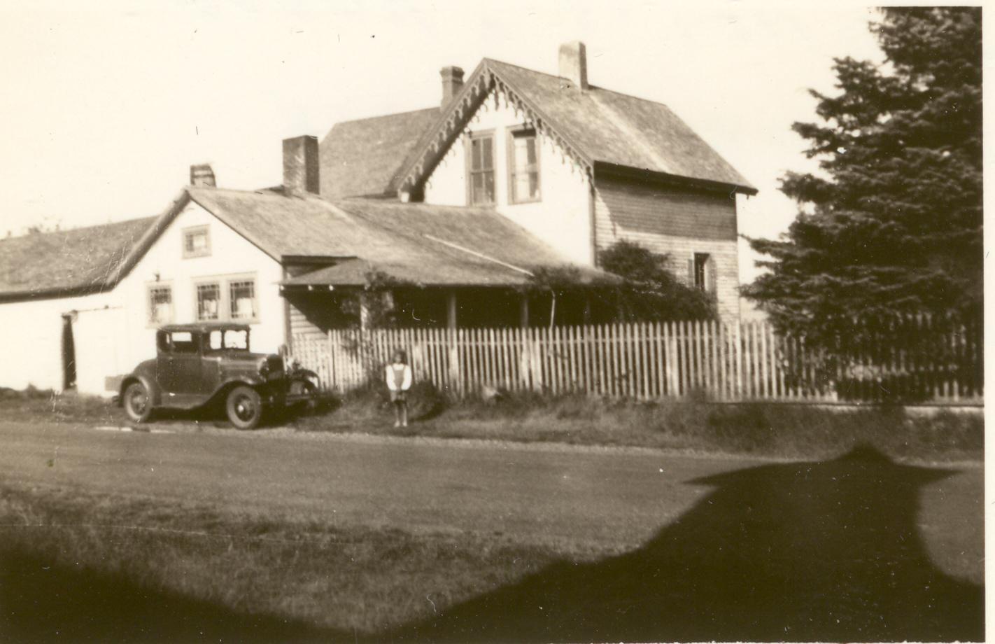 H.A. Espy House 1941