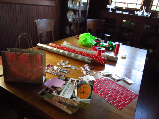 The Wrapping Mess