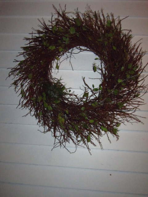 Wreath from Martie