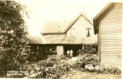 The Heckes Place, 1920s