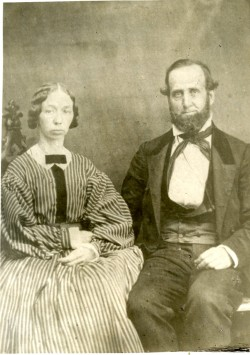 Sarah (Rand) and Horace Richardson