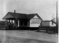 Oysterville Store c. 1930
