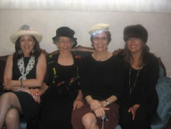 Marta, Sydney, Susan, Katherine
