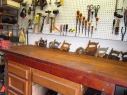 Nyel's Workbench...sometimes