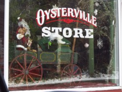 Next Ghost Event:  Oysterville Store, Nov. 8th