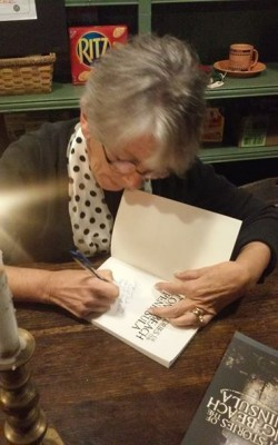 "Signing ""Ghost Stories of the Long Beach Peninsula"""
