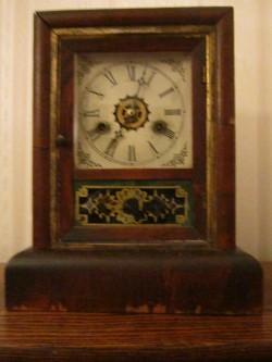 Gilbert Cottage Clock