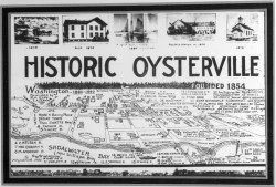 Map of Historic Oysterville