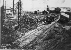 Nahcotta 1889/1890