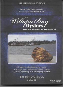 """Willapa Bay Oysters"""