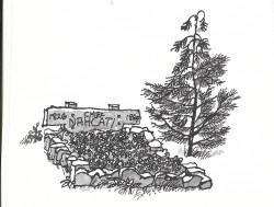 'Nahcati's Grave' by Earl Thollander
