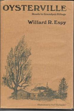 Oysterville by Willard Espy