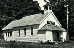 The Oysterville School