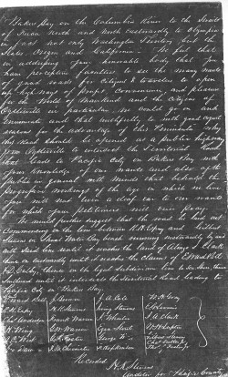 1857 Petition, Page Two