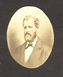 Tom Crellin, circa 1870