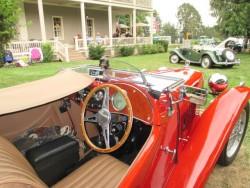 1948 MG TC - deja vu for me!