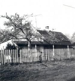 W.D. Taylor House, 1969