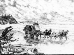 Ilwaco-to-Oysterville Stage (1860-1889)