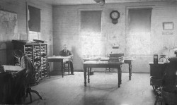 Pacific County Auditor's Office, c. 1890