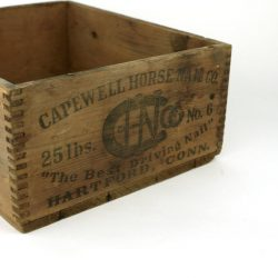 Capewell Horse Nails Shipping Box