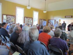 Community Meeting, October 20, 2015, Oysterville