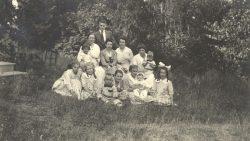 Espy Cousins #3 circa 1918