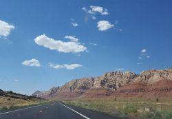 Southwest Roadscape