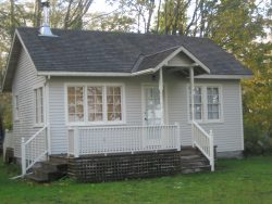 The Charles Nelson House after Restoration, 2006