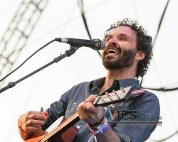 Blind Pilot's Israel Nebeker Live at Sasquatch