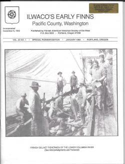 """Ilwaco's Early Finns"""