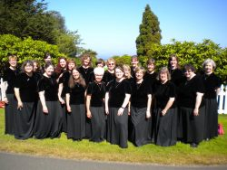 Lyrica Ladies Choral Ensemble of Pugent Sound - Oysterville 2014