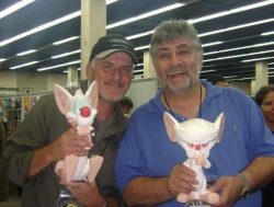 Rob Paulson and Maurice LaMarche