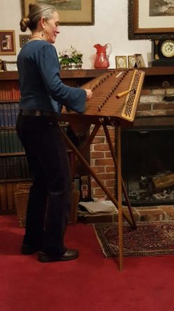 Caolyn Cruso and Hammered Dulcimer