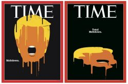 Time Magazine Covers, 2016